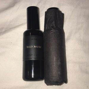 Red musc parfum